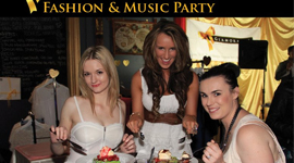 Venue Hire in Adelaide for Fashion & Music Party